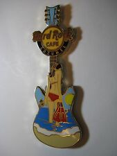 COZUMEL,Hard Rock Cafe Pin,Guitar with Bikini SEXY Girl
