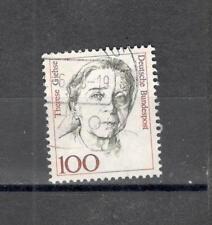 GERMANIA 1222 - FEDERALE 1988 DONNE CELEBRI - MAZZETTA  DI 100 - VEDI FOTO