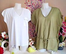 "Lot vêtements occasion femme - Hauts "" Ba&sh - Zara "" - T : 38"