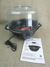 Presto Stirring Popper electric 6 quart Popcorn popper Model 0520001