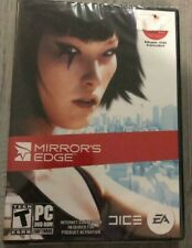 Mirror's Edge 2009 for PC-DVD  (NEW FACTORY SEALED) (COMPLETE WITH MUSIC CD)