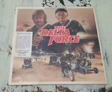 Delta Force - Soundtrack (1986) Enigma Records – SJ73201 Vinyl LP Album