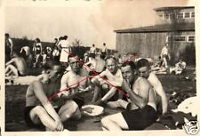 15114/ Originalfoto 9x6cm, nackte Soldaten, naked soldiers, Vintage Gay, WWII
