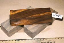 1 Griffblock Pau Santo Eisenholz natur >130x40x30mm puq EV27