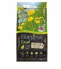 Burgess Excel Adult Rabbit Natures Blend 1.5kg - 713897