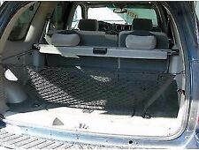 Envelope Style Trunk Cargo Net for Chevrolet TRAILBLAZER 2002 - 2009 NEW