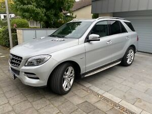 Mercedes ML 350 CDI Bluetec Carlsson W166 Model 2012 Scheckheft Vollausstattung