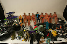 Huge Lot Vintage GI Joe Lanard The Corps Action Figures  Weapons Clothes