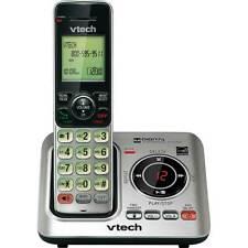 VTech CS6629 DECT 6.0 Cordless Phone Answering System, 1 Handset NEW!
