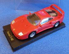 Cartronic the club  Slotcar Ferrari F40 Carrera 132 Auto Rennbahn TRONICO OVP