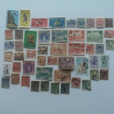 50 Different Burma and Myanmar Stamp Collection