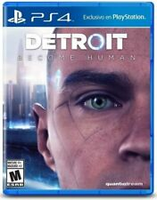 Detroit se convierten en PS4 humano (Sony Playstation 4, 2018) NUEVO-región libre