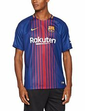 Nike Barcelone Maillot Domicile 2017 2018 Hommes Taille L ref C3899