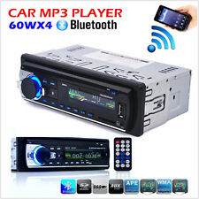 Bluetooth In Dash DVD/MP3/CD/SD/FM Car Player USB/SD AUX Receiver Audio Stereo