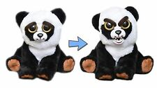 FEISTY PETS - Black Belt Bobby the PANDA BEAR - Plush doll with an attitude!