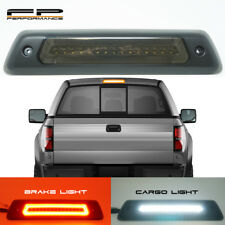 For 09-14 Ford F150 Optic Style LED DRL 3rd Third Brake Light Cargo Lamp SMOKED