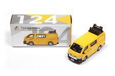 1/64 TINY Hong Kong CAR 124 -Toyota Hiace Highways Department ATC64281