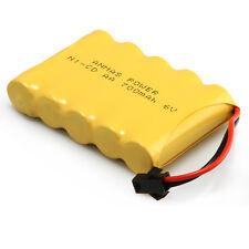 1pcs 700mAh 6V Ni-Cd Rechargeable Battery SM 2Pin Plug AA  Battery Toy Car/Boat