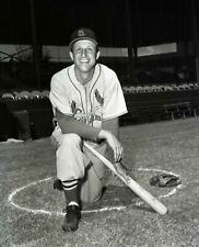 Stan Musial St. Louis Cardinals UNSIGNED 8x10 Photo (C)