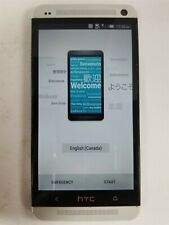 HTC One M7 32GB Silver PN07120 (Rogers) Damaged Read Carefully MD3170