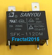 1pcs SFK-112DM SFK-112 20A 250VAC DIP-4 Relay SANYOU DIP-4