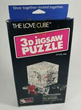 3D JIGSAW PUZZLE FROM MAGNIF the love cube cube