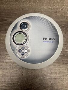 Philips AX2411/17 - Portable CD Player Walkman 45 Second ESP Tested Works