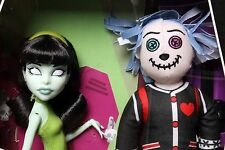 Monster High Scarah Screams & Hoodude Voodoo 2012 SDCC Exclusive Doll 2 Pack