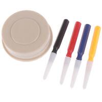 Aguja de pluma de engrasador con kit de reparación de reloj de taza de ace QA