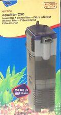 Aquarium Innenfilter 250 Filter  pumpe  250-400 l/h Schnellfilter
