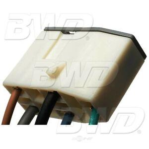 HVAC Blower Motor Resistor Connector Front BWD PT5692