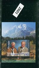 2601-SLOVENIA-Ausenik Miniature Sheet-Used-2003