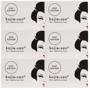 Original Kojie San Skin Lightening Soap, 135g bar-6 Pack - 6 Large Soaps! SAVE!❤