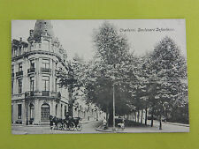 Carte postale CHARLEROI Boulevard Defontaine