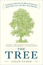 The Tree: A Natural History of What Trees Are, How They Live, and Why They Matt