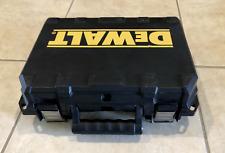 DEWALT DW920K-2 Cordless Screwdriver Hard Plastic Storage Case Box Only