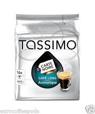 TASSIMO CARTE NOIRE CAFFÈ LUNGHE AROMATIQUE Caffè 2 Pack 32 T Disc formalmente Kenya