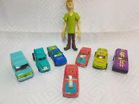 Racing Champions Scooby Doo Mystery Machine Bundle Daphne Fred semi truck