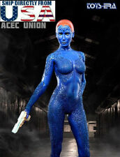 PRE-ORDER 1/6 Scale Mystique Head Sculpt Figure Full Set U.S.A. SELLER