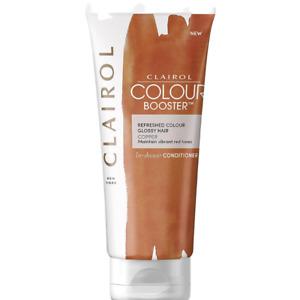 Clairol 2 in 1 Colour Booster Conditioner Copper