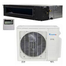 Klimaire 36,000 Btu 17.4 Seer Ac Commercial Ceiling Recessed Heat Pump 15Ft Kit
