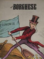 IL BORGHESE 1957