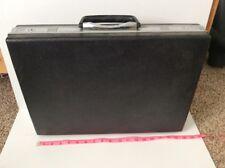 Samsonite Hard Shell Briefcase * Black 18 Inch By 13 Inch