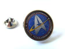 Star Trek Starfleet Command Reversnadel Abzeichen Geschenk