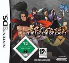 NINTENDO DS 3DS Final THE LEGEND OF KAGE 2 * FANTASY *DEUTSCH Sehr guter Zustand