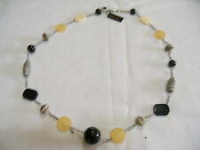 """NEW COOKIE LEE 38"""" LARGE BEADED NECKLACE /  STUNNING - VERY ATTRACTIVE"""