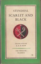 Scarlet And Black A Chronicle of the Nineteenth Century : Stendhal