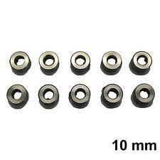 10 Stk. Stellringe Klemmringe 10 mm mit Madenschraube Edelstahl