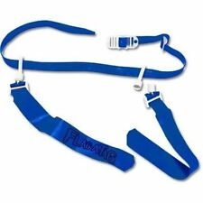 """Blue Flag-a-Tag Sonic Boom Football Set 1 Single Replacement Belt 42"""" Waist"""