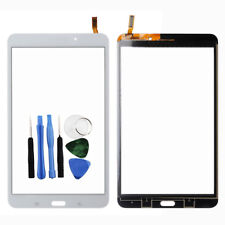 For Samsung Galaxy Tab 4 8.0 Touch Screen Digitizer Lens White T330 T335 + Tools